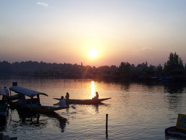 Kashmir: tranquil and beautiful... but volatile beneath the surface. Photo: Copyright K Maes/K Diab