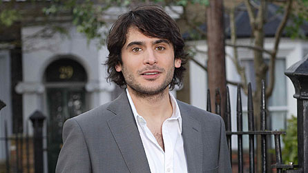 Syed Masood, EastEnders' new closet gay Muslim.