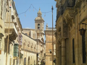 Mdina, Malta's one-time capital