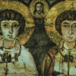 "Were the Christian martyrs Saint Sergius and Saint Bacchus involved in a medieval ""same-sex union""?"