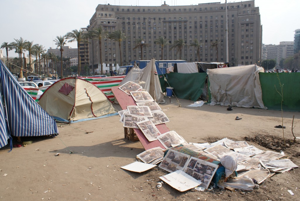 Tahrir has become a black hole for ordinary Egyptians but a space of liberty for the marginalised. photo: ©Khaled Diab