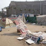 Tahrir has become a black hole for ordinary Egyptians but a space of liberty for the marginalised. photo: Khaled Diab