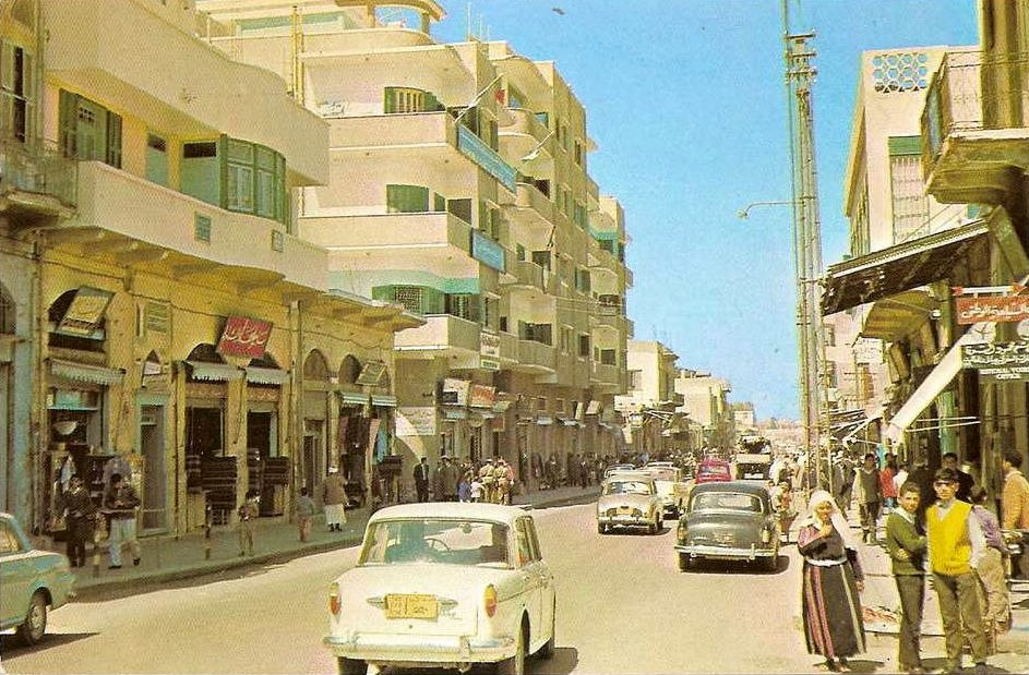 It is hard to believe today but Gaza was once a magnet for Palestinians from the West Bank, as well as Israelis.