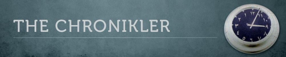 The Chronikler