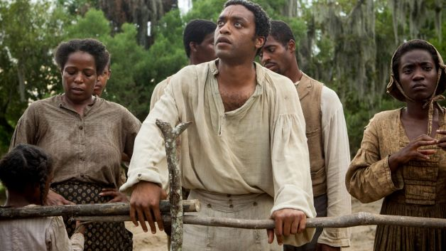 A scene from Twelve Years a Slave.