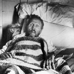 Father Damien, shortly before he too succumed to leprosy. Photo: Sydney B Swift