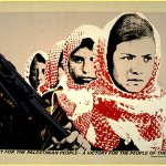 A political poster from 1971. Source: www.palestineposterproject.org