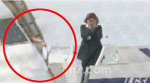 Egyptian media publish what they say is first photo of hijacker