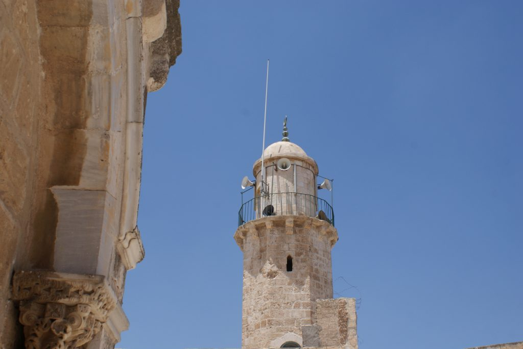 Should the adhan go back to its unplugged roots? Photo: ©Khaled Diab