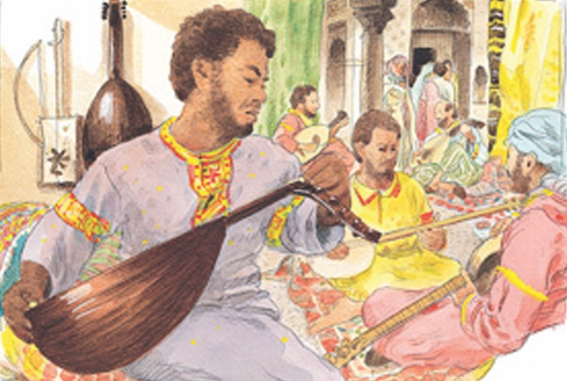 Ziryab is the most unsung cultural, style and musical icon in European history.