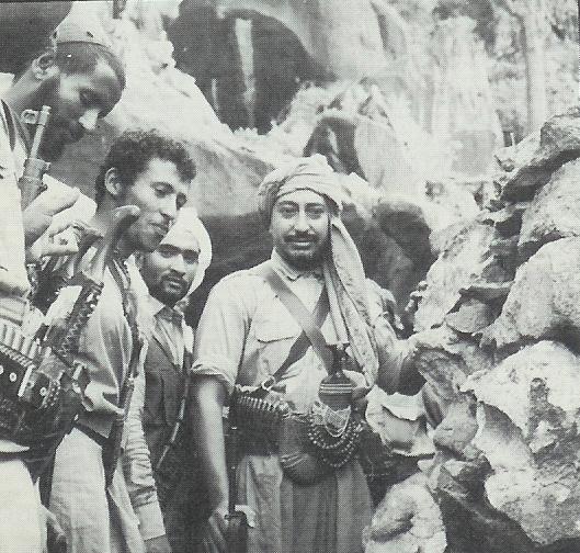 In the 1960s, Sunni Saudi Arabia backed royalist forces seeking to restore the Zaidi Imam Muhammad Badr to the throne.